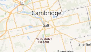 Online-Karte von Cambridge