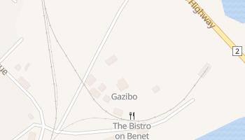 Online-Karte von Carcross