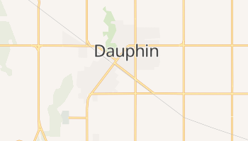 Online-Karte von Dauphin