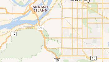 Online-Karte von Delta