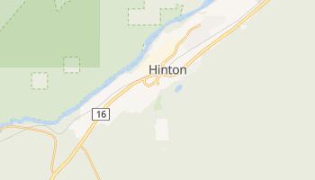 Online-Karte von Hinton