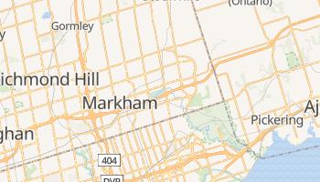 Online-Karte von Markham