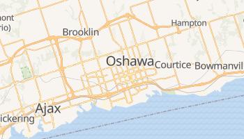 Online-Karte von Oshawa