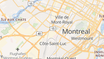 Online-Karte von Saint-Laurent