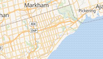 Online-Karte von Scarborough