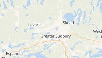 Online-Karte von Sudbury