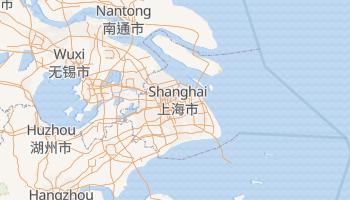 Online-Karte von Shanghai