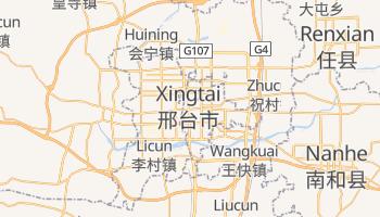 Online-Karte von Xingtai