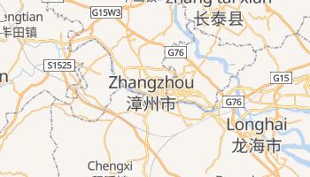 Online-Karte von Zhangzhou