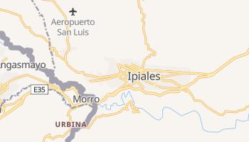 Online-Karte von Ipiales