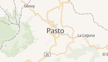 Online-Karte von Pasto