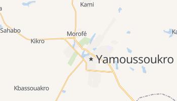 Online-Karte von Yamoussoukro