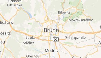Online-Karte von Brünn