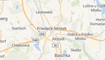 Online-Karte von Frýdek-Místek