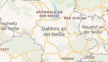 Online-Karte von Gablonz