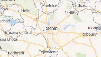 Online-Karte von Jičín