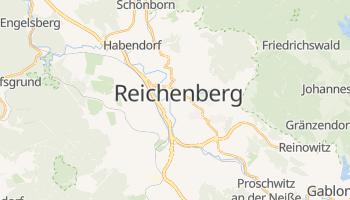 Online-Karte von Liberec