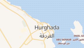 Online-Karte von Hurghada