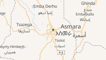 Online-Karte von Asmara