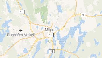 Online-Karte von Mikkeli