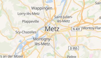 Online-Karte von Metz