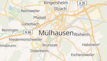 Online-Karte von Mülhausen