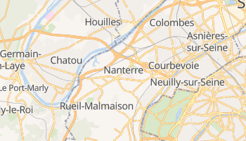 Online-Karte von Nanterre