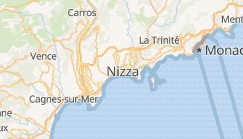 Online-Karte von Nizza