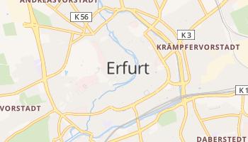 Online-Karte von Erfurt