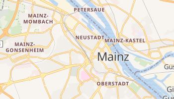 Online-Karte von Mainz