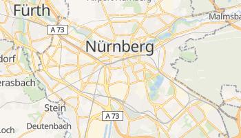 Online-Karte von Nürnberg