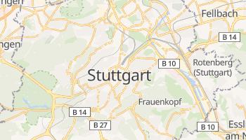 Online-Karte von Stuttgart