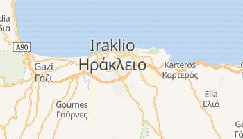 Online-Karte von Iraklio