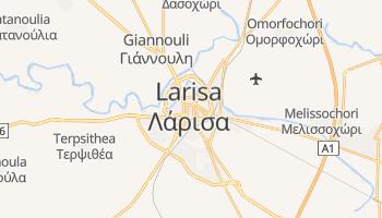 Online-Karte von Larisa