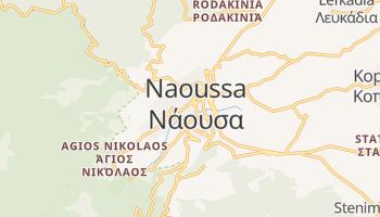 Online-Karte von Naoussa