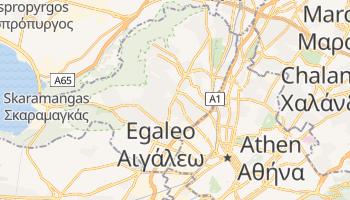 Online-Karte von Peristeri