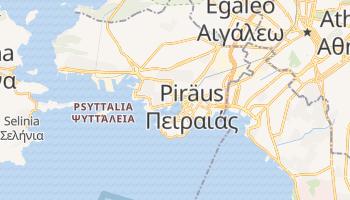 Online-Karte von Piräus