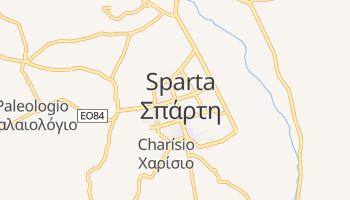 Online-Karte von Sparta
