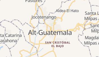 Online-Karte von Antigua