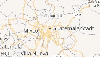 Online-Karte von Guatemala