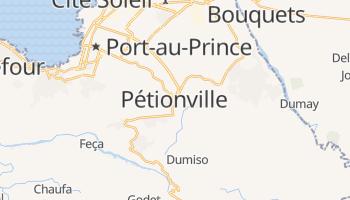 Online-Karte von Pétionville