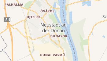 Online-Karte von Dunaújváros