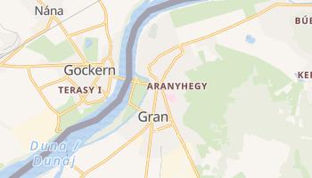 Online-Karte von Esztergom
