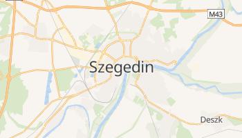 Online-Karte von Szeged