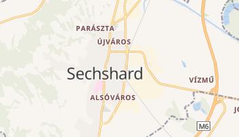 Online-Karte von Szekszárd