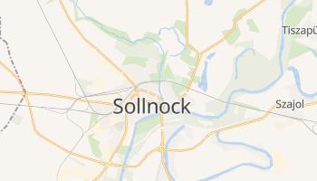 Online-Karte von Szolnok