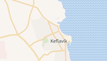 Online-Karte von Keflavík