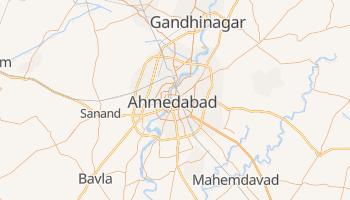 Online-Karte von Ahmedabad