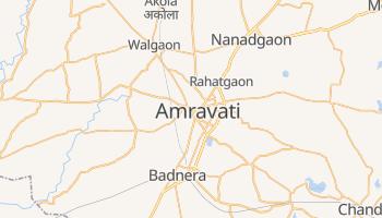 Online-Karte von Amravati
