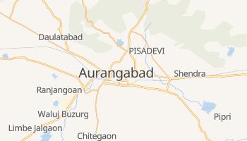 Online-Karte von Aurangabad